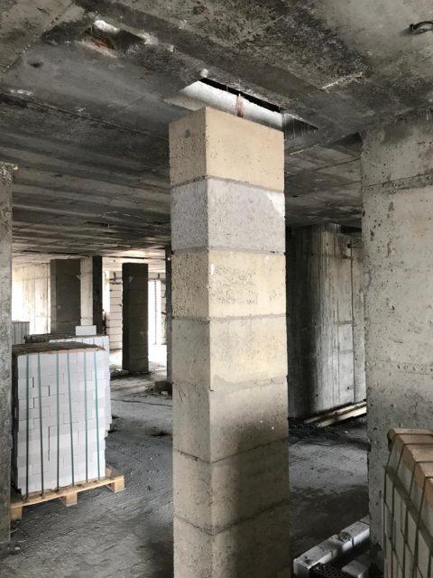 Керамзитобетонные вентиляционные блоки в Крыму