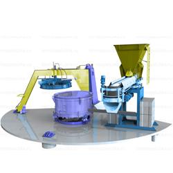 Оборудование для производства ЖБИ колец