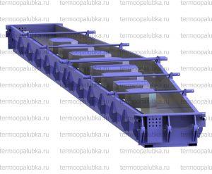 Форма для производства балок
