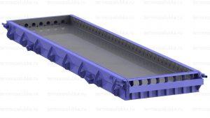 Оборудование для производства пустотных плит перекрытия