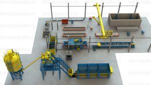 Всесезонный бетонный завод