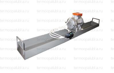 Виброрейка для бетона электрическая