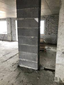 Вентиляционные керамзитобетонные блоки в Москве