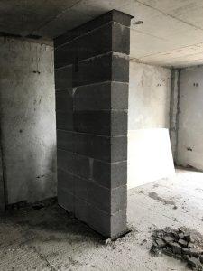 Вентиляционные блоки из керамзитобетона в Самаре