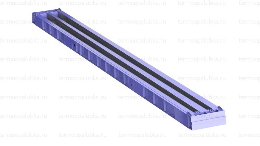 Формы для производства бетонных столбов СВ