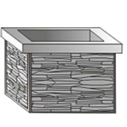 Формы для изготовления вазонов из бетона купить