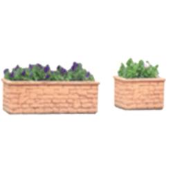 Формы для вазонов и цветочниц