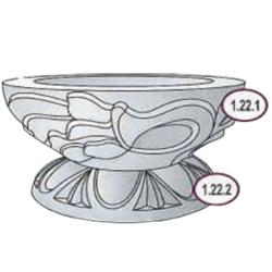 Формы для вазонов из бетона купить