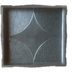 Пластиковая форма для тротуарной плитки купить