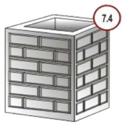 Формы для урн из бетона