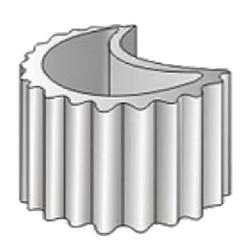 Формы для бетонных вазонов купить