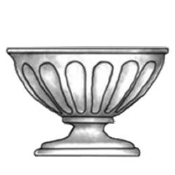 Формы для литья вазонов из бетона