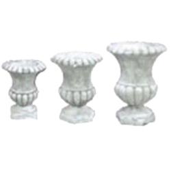 Формы для заливки бетона вазоны
