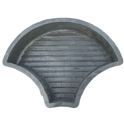 Формы для тротуарной плитки брусчатка