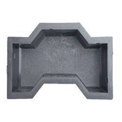 Формы брусчатки под бетон