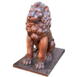 Форма для отливки льва