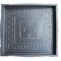 Пластиковая форма для тротуарной плитки садовых дорожек