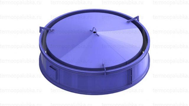 Металлоформы для ЖБИ колец