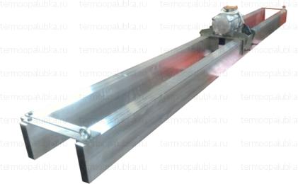 виброрейка для бетона из профиля Vmax