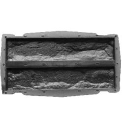 Пластиковые формы для облицовочной плитки