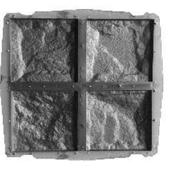 Форма для цокольной плитки