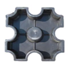 Газонная плитка форма
