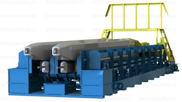 Оборудование для вентиляционных блоков ВБП