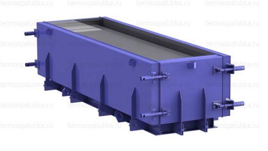 форма для бетонных лотков
